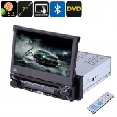 Radio MP3 MP4 Bluetooth Touchscreen DVD 7
